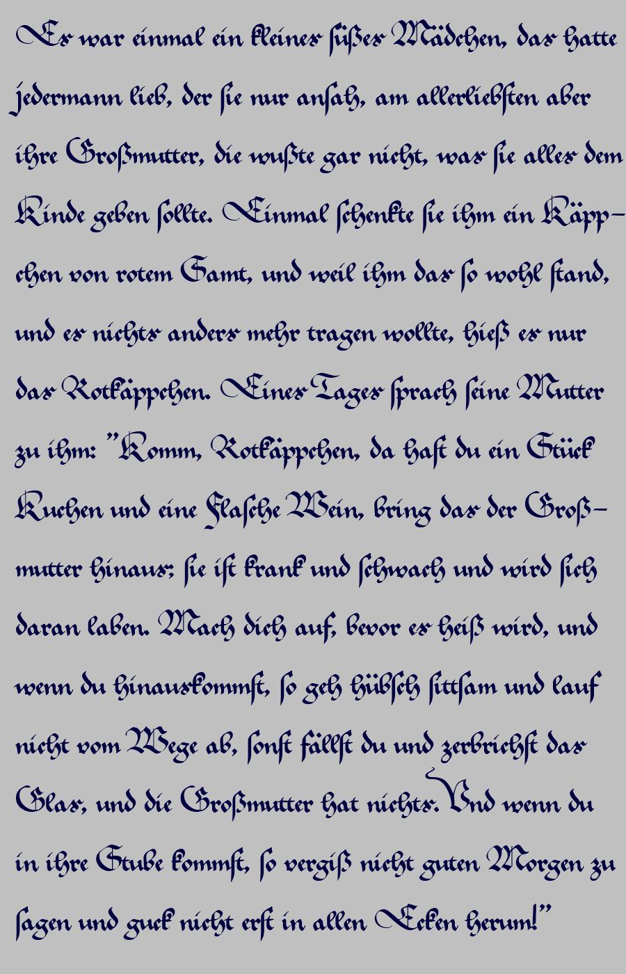 Altdeutsche schriftarten online dating